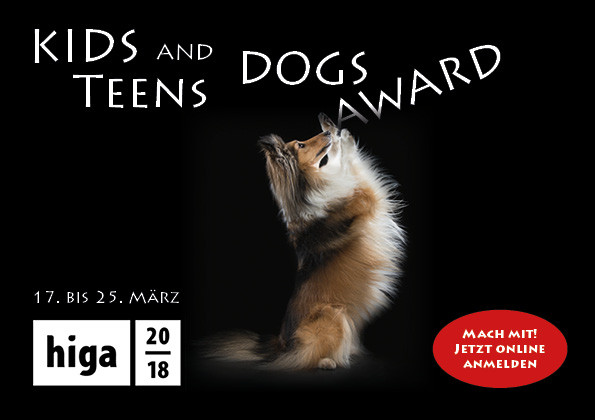 Kids, Teens and Dogs Award